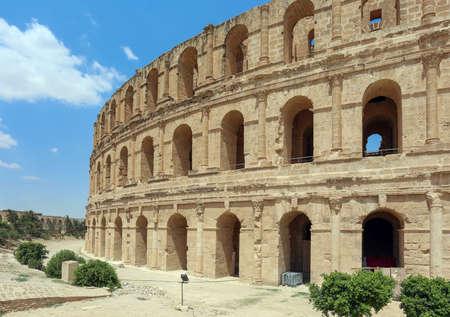 Amphitheater of El Djem - UNESCO World Heritage Centre