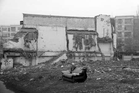 spoilt: Ruins