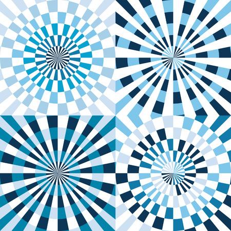 Resonance pattern resources Vector