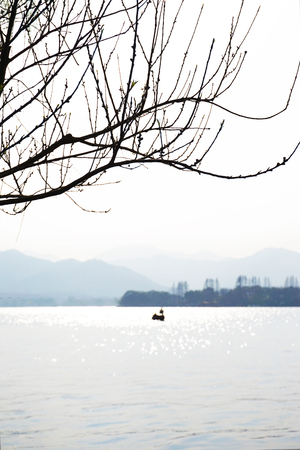 travel features: Southern lake scenery