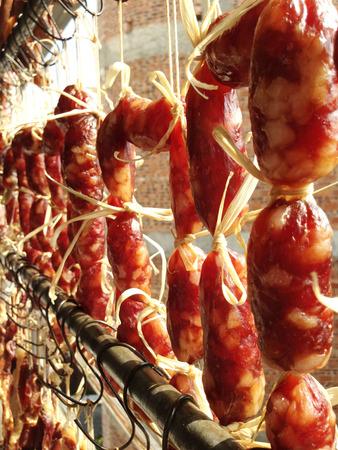 Cantonese Sausage