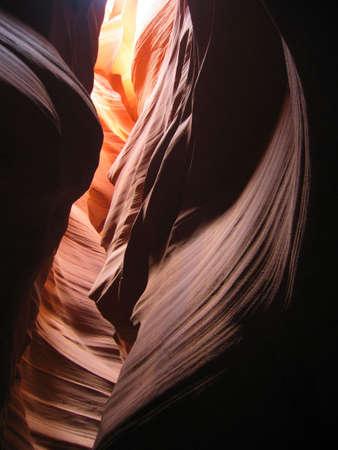 lower antelope: Lower Antelope Canyon, Page, Arizona