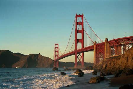 From Bakers Beach, San Francisco, California