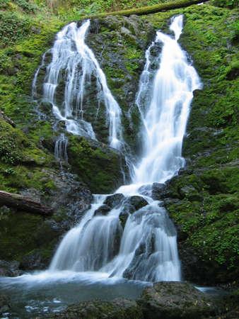 Spectacular Waterfalls in North California
