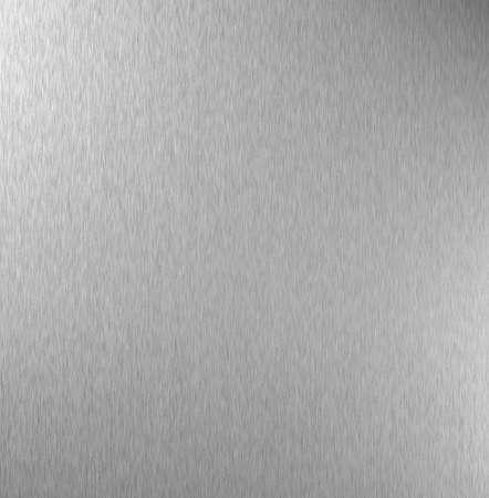 hoja en blanco: Placa de metal pulido, resumen bakground