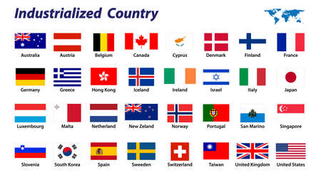 industrialized country: 32 Industrialized Country
