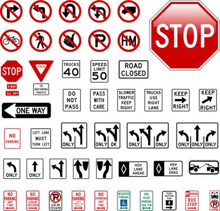 Suscribirse Conjunto carretera - Regulador Foto de archivo - 4700616