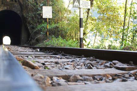 tunel: railway