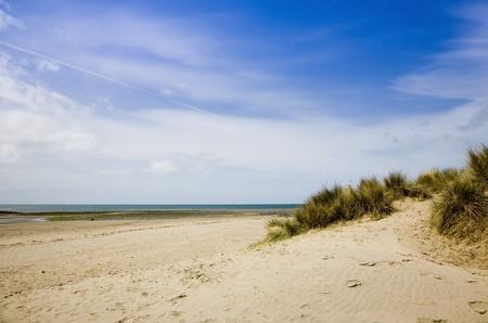 Barmouth playa Norte de Gales Foto de archivo