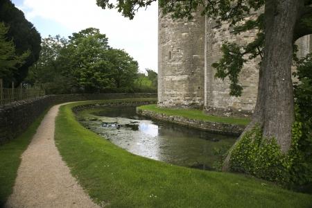 Castillo Nunney, Somerset Reino Unido