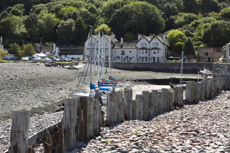 county somerset: Porlock weir is a small harbour in the county of Somerset on the south western coast of the UK