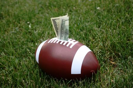 Football Money Scholarship & Career Possibilities
