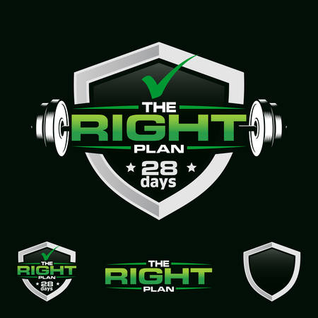 Righ Plan Fitness Gym Fitness