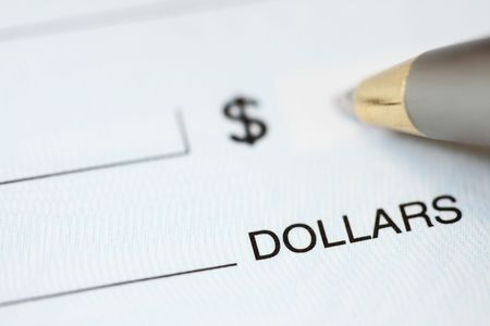 chequera: Contabilidad y cheques