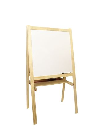 dry erase board: Dry Eraseboard and Easel