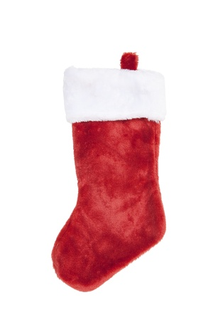 Red Christmas Stocking