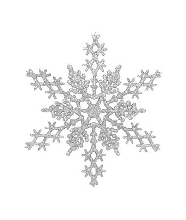 snowflake: Silver snowflake