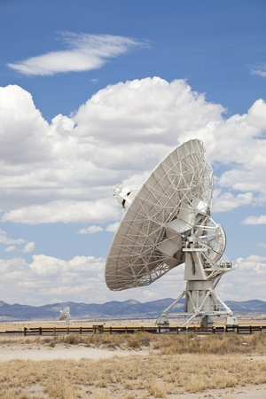 Radio Telescope, Very Large Array, New Mexico