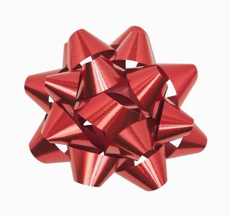 赤い弓 写真素材 - 15691291