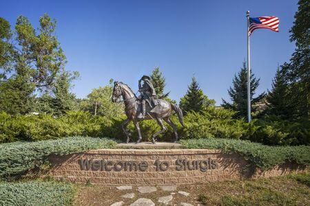 Sturgis, South Dakota Stock Photo - 22330410