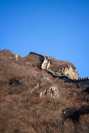Original section of the great wall of China, Jinshanling