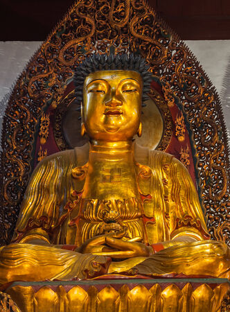 jade buddha temple: Jade Buddha Temple, Shanghai, China