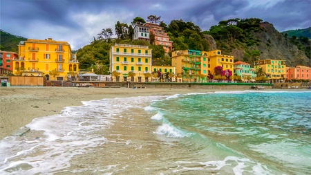 Monterosso al Mare is a coastal town in the province of La Spezia. Its one of the five villages known as Cinque Terre