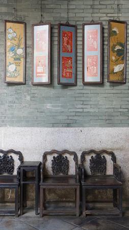 The ancestral hall of Pinang Peranakan Mansion Imagens