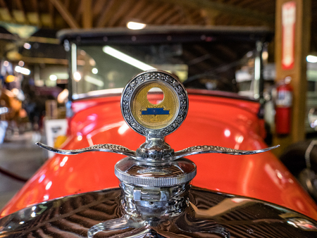 The Model A Ford, successor of the Model T, was one of the best selling cars in America in the 1920s and 1930s
