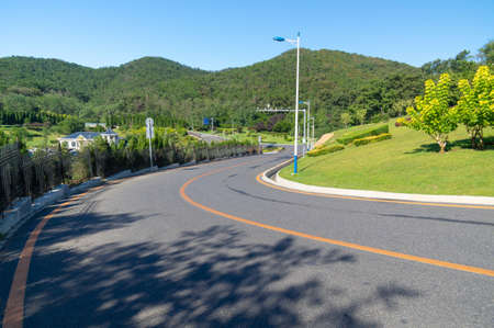 Dalian Binhai Road scenery