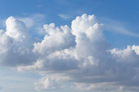 Outdoor sky and clouds natural scenery