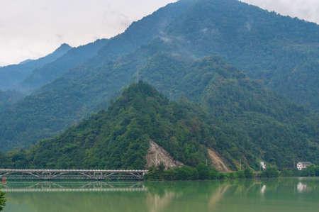Autumn scenery in Enshi Tujia and Miao Autonomous Prefecture, Hubei