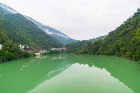 Autumn scenery in Enshi Tujia and Miao Autonomous Prefecture, Hubei
