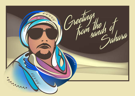 berber: Greetings From The Sands Of Sahara
