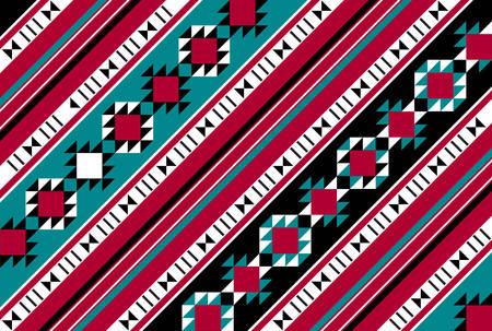 diagonal: Diagonal Pattern Rug From The Arabian Gulf Region