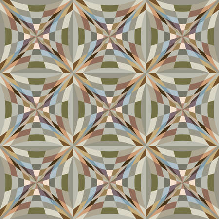 neutral: Neutral Tones Geometric Decorative Pattern Tiles