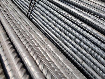 산업 학년 철근 강철 배경 강화