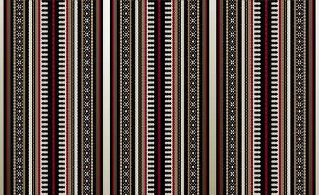 A Beautifully Detailed Oriental Sadu Rug Texture Pattern