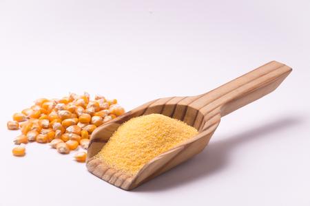 farina: Farina di mais