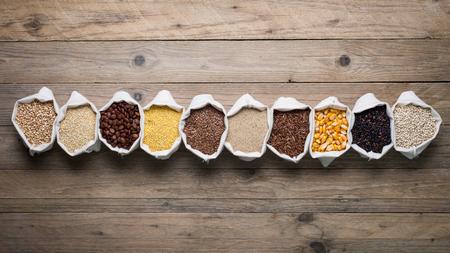 cereali senza glutine