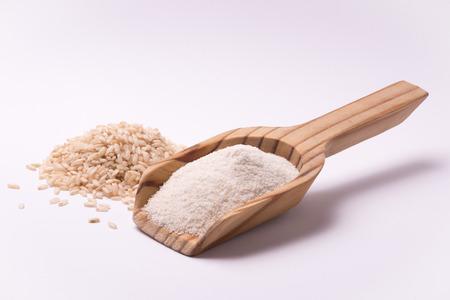 farina: Farina di riso integrale