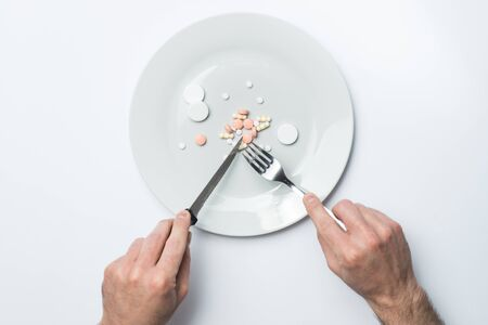 starving: Eating future