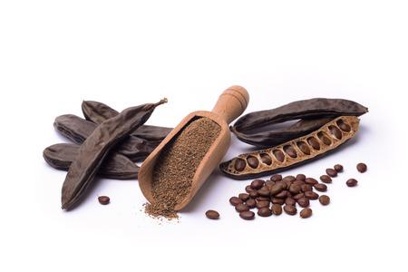 farina: Farina di carrube