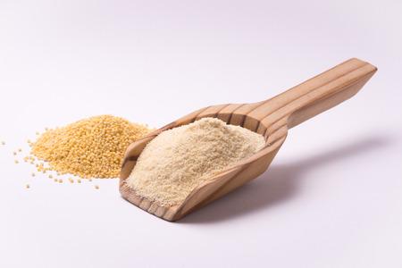 farina: Farina di miglio