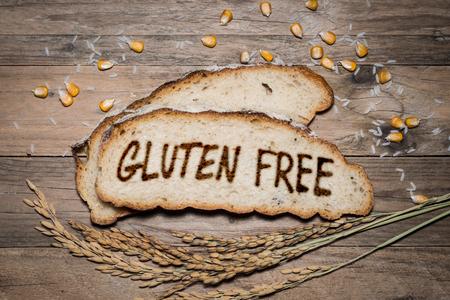 gluten free grigliato su pane