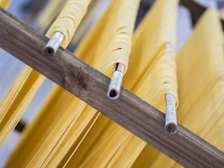 made: Italian hand made pasta, home made speghetti