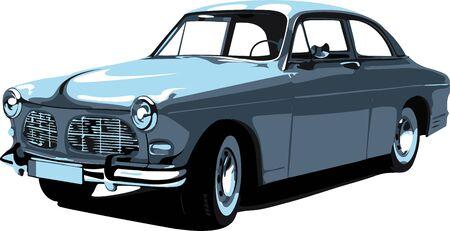 car in vector format 2
