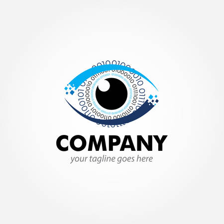 logo design for binary industry