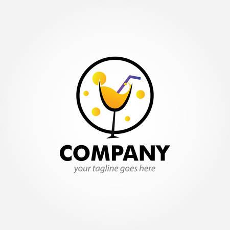 logo design for cafe and bar