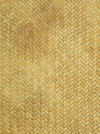 Weaving rattan basket trays, abstract brown texture background